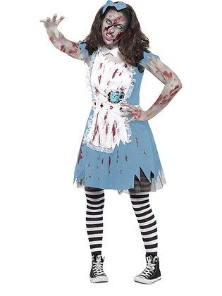 Zombie Tea Party Costume AFD45612