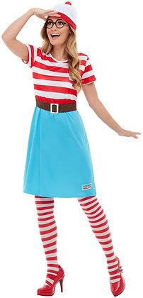 Where's Wenda? Costume AFD50281