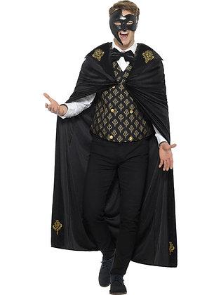 Deluxe Phantom Masquerade Costume AFD48031