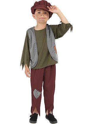 Victorian Poor Boy Costume AFD38660
