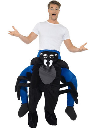 Piggy Back Spider Costume AFD48820