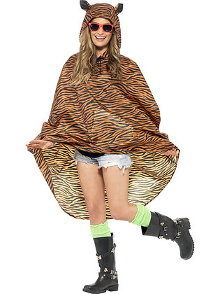 Tiger Party Poncho AFD27610