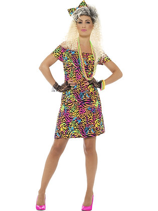 80s Party Animal Costume AFD45952