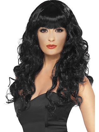 Siren Wig, Natural Colours