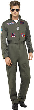 Top Gun Deluxe Jumpsuit AFD26855
