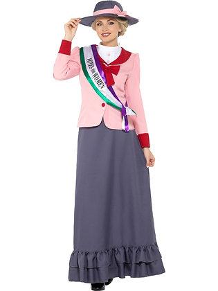 Suffragette Costume AFD47306