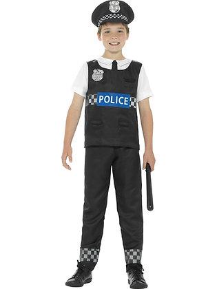 Cop Costume AFD21948