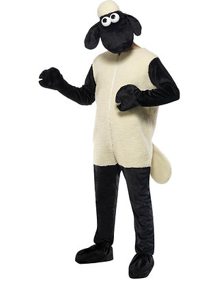 Shaun the Sheep Costume AFD31329