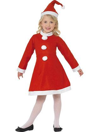 Santa Girl Costume AFD38385