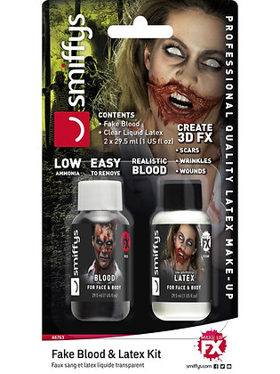 Blood and Latex AFD46763