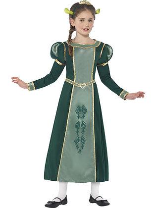 Shrek Princess Fiona Costume AFD20491