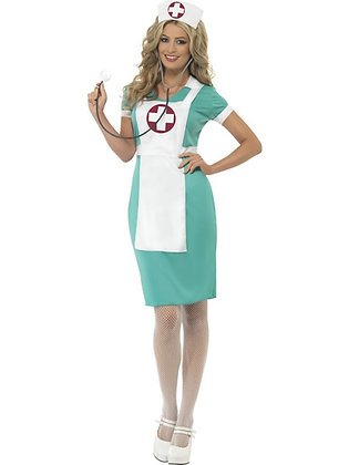 Scrub Nurse Costume AFD25870
