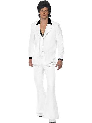 Disco White Suit AFD39427