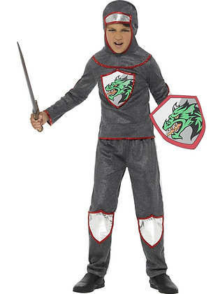 Deluxe Knight Costume AFD21922