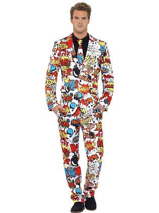 Comic Strip Suit AFD43526