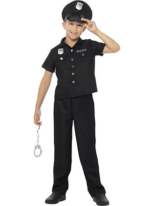 New York Cop Costume AFD49650