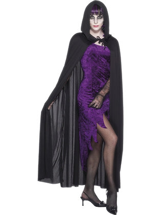 Hooded Vampire Cape AFD21311