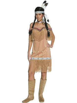 Authentic Western Indian Lady AFD36127