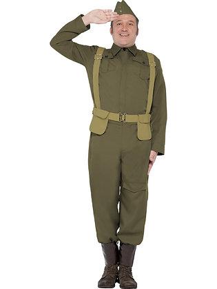 WW2 Home Guard Private AFD22132