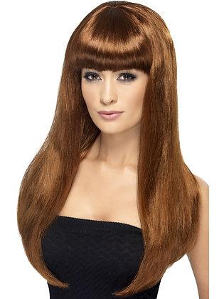 Babelicious Wig, Natural Colours