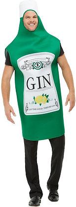 Gin Bottle Costume AFD52165