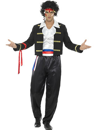80s New Romantic Costume AFD44751
