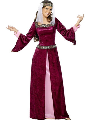 Maid Marion Costume AFD30816