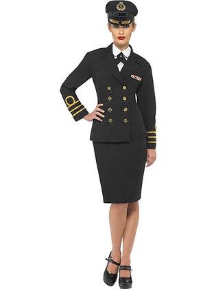Navy Officer Costume AFD38819