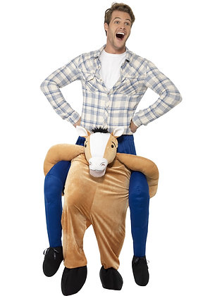Piggy Back Horse Costume AFD24662