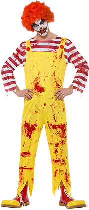 Killer Clown Costume AFD40328