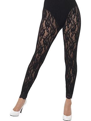 80s Lace Leggings AFD44512