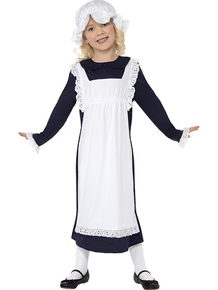 Victorian Girl Costume AFD33714