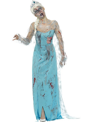 Zombie Froze to Death Costume AFD46864