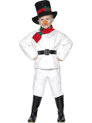 Snowman Costume AFD30056