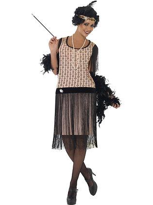 1920s Coco Flapper Costume AFD28820