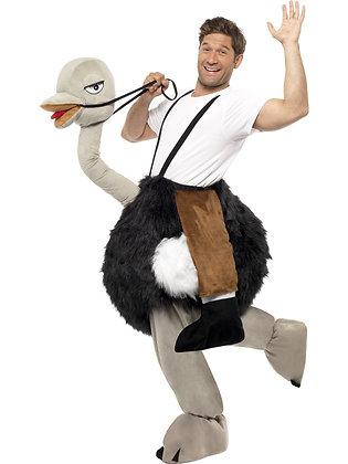 Ostrich Costume AFD32296