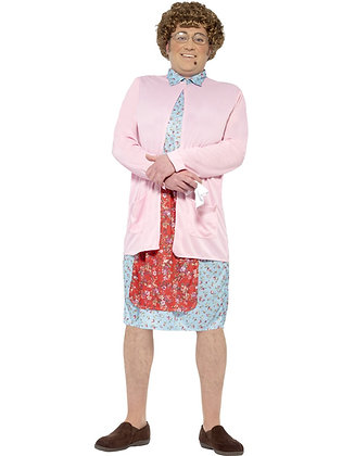 Mrs Brown Costume AFD27076