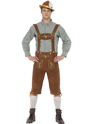 Deluxe Bavarian Costume AFD45266