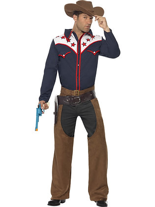 Rodeo Cowboy Costume AFD22664
