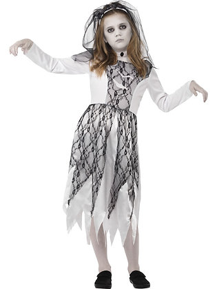 Ghostly Bride Costume AFD45481
