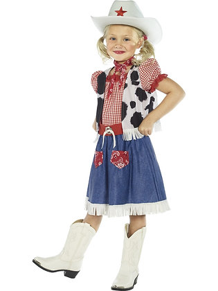 Cowgirl Sweetie Costume AFD36328