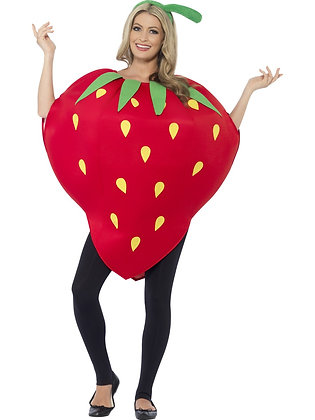 Strawberry Costume AFD43406
