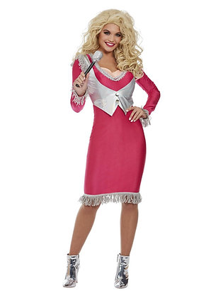Country Icon Dolly Costume AFD70018