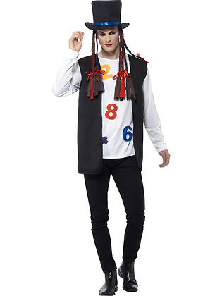 80's Pop Star Costume AFD44630