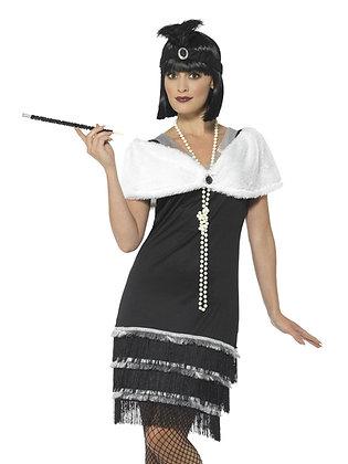 Flapper Costume AFD43128