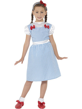 Country Girl Costume AFD41102