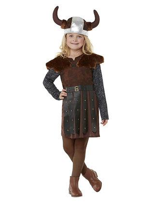 Viking Princess Costume AFD71006