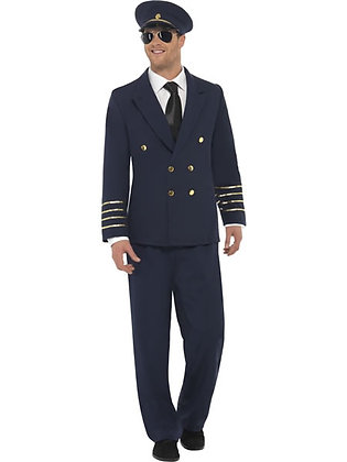 Pilot Costume AFD28621