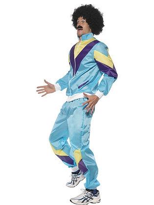 80's Blue Shell Suit AFD39298