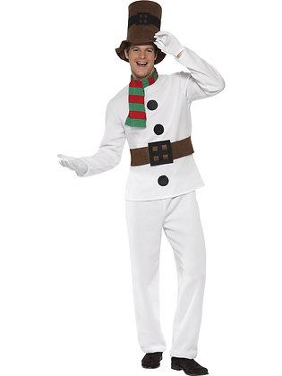 Snowman Costume AFD28003
